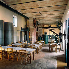 Old Oil Mill and its Dining Room