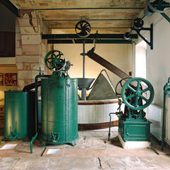 Machinery of the Old Oil Mill