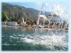 thermal water jet
