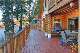 Property Photo: Zoey Lodge Vacation Rental