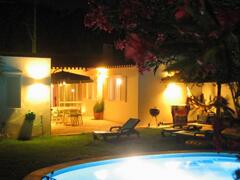 private area by night