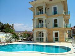Property Photo: Artemisia Residence Apartment Calis Beach - Pool area