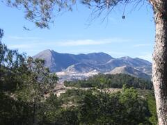 Natural Park of Sierra Maria-Los Velez