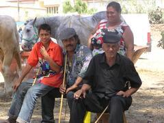 gitano family at Velez Malaga horse fair