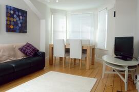 Property Photo: Top floor living area