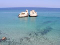 Property Photo: Torre dell'Orso sea