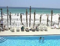 Property Photo: Pool on beach