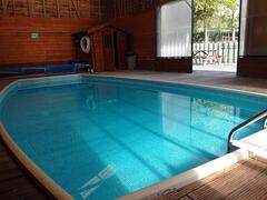 Property Photo: the swimming pool