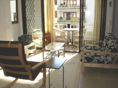 Property Photo: the living room opens to the terrace