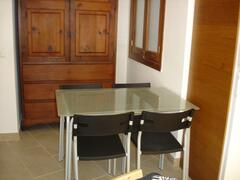 dining area for 4 people