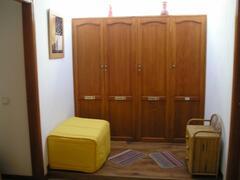Hall and Storage Area