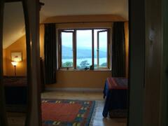 Property Photo: Master Bedroom and View