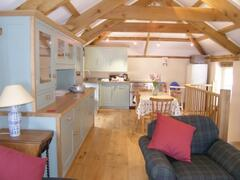 Number 1 Open Plan Living Area