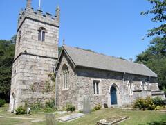 Mawnan Church (nearby)