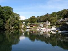 Port Navas (just round the corner)