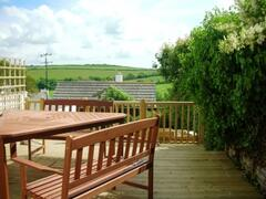 Property Photo: decked terrace