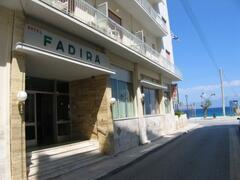 Property Photo: The hotel 10 meters from the sea