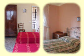 Property Photo: Bedrooms, can be 2 doubles or double and twin.