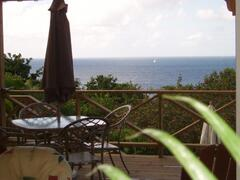 Oceanview from Upper Deck and Bar