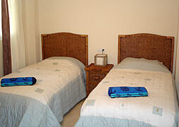 Twin Bedroom - very spacious