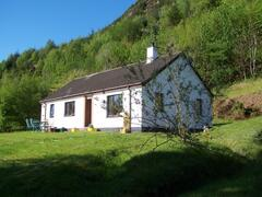 Property Photo: Duich View luxury self catering cottage