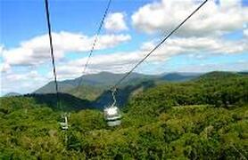 Skyrail, Cairns, Australia