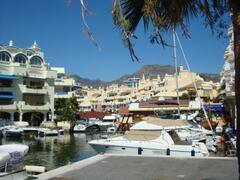 Award winning Marina at Benalmedena 15 min drive