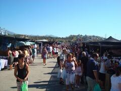 Local La Cala market