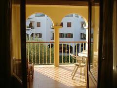 Property Photo: Balcony (garden view)