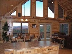 Property Photo: Breathtaking Year Round Mountain Views!