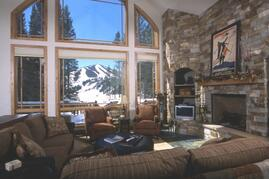 Property Photo: Living Room at Arrowhead