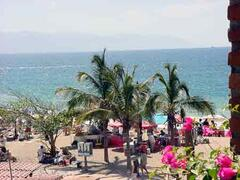 Property Photo: View of Los Muertos Beach