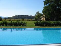 Property Photo: what you can see from the swimming pool
