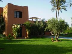 Property Photo: Luxury villa with private pool and huge garden in the Palgroove of Marrakech