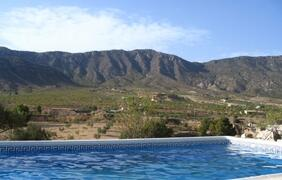 Property Photo: The Sierra Del Orro and the pool