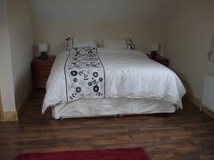 Second Superking Bedroom with ensuite.