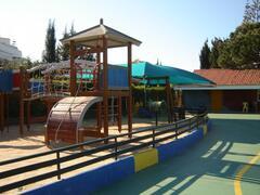 Penguin childrens club at Praca (beachfront)