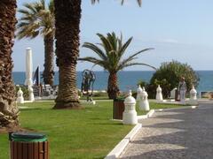 Praca (beachfront pathway)