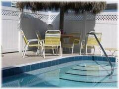 Property Photo: Heated Pool