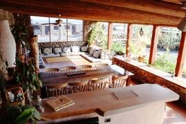 Shared outdoor living area
