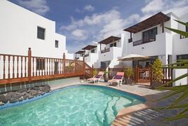 Property Photo: Shared Pool at Casa Lila Punta Mujeres