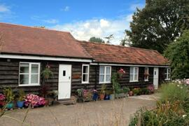 Property Photo: Jasmine and Rose Cottages