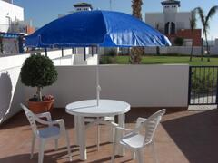 Property Photo: Sunny terrace