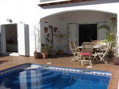 Property Photo: Pool & Terrace