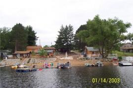 Property Photo: Crooked Lake Resort
