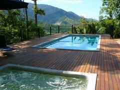 Property Photo: Pool & Spa