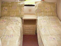 Type A - Twin bedroom