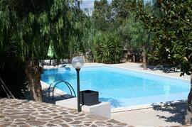 Property Photo: Pool of Villa Lamacoppa