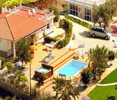 Overall view Hacienda del Sol