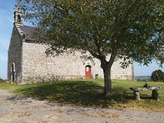 La chapelle Saint Michel, Le Mont, Guehenno